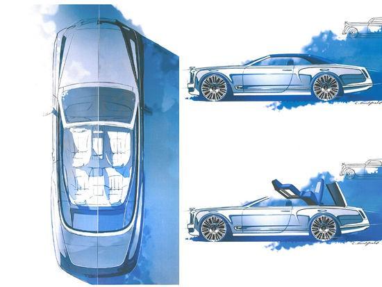 宾利取消慕尚敞篷版计划 转战SUV市场