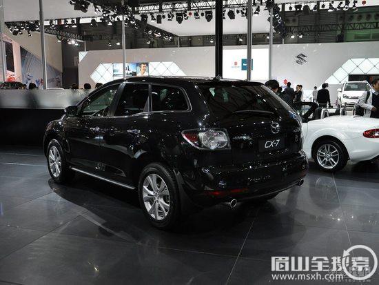 国产CX-7广州车展上市 预售22万起
