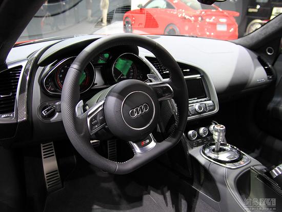 新奥迪R8于10月25日上市 动力小幅提升