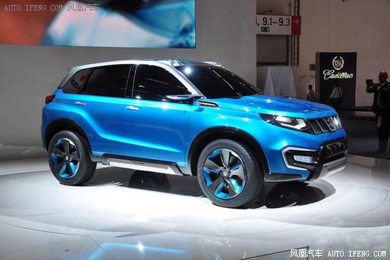 铃木引入新车 全新小型SUV高清图片