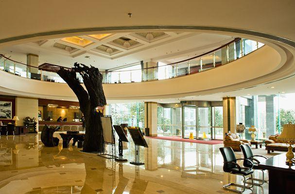 天然氧吧—洪雅华生温泉酒店