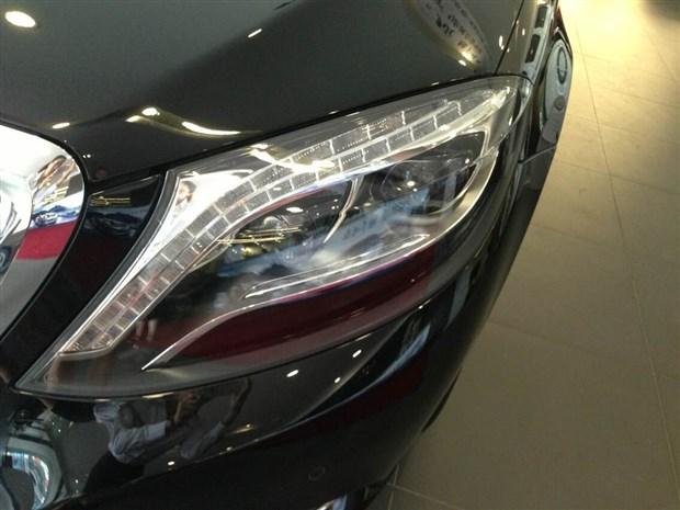 新一代的王者 2014款奔驰S400尊贵型