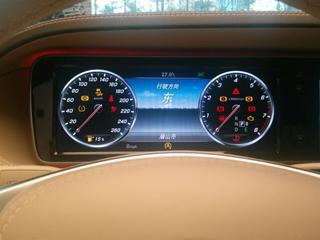 2014款奔驰S320L王者之气 震撼来袭