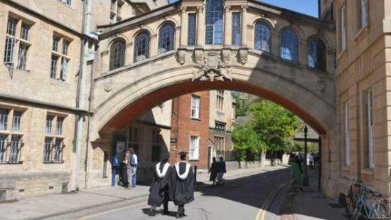 调查显示:牛津的电脑系毕业生的收入最高