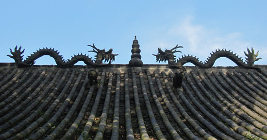 仁寿汪洋千年古刹——铁佛寺