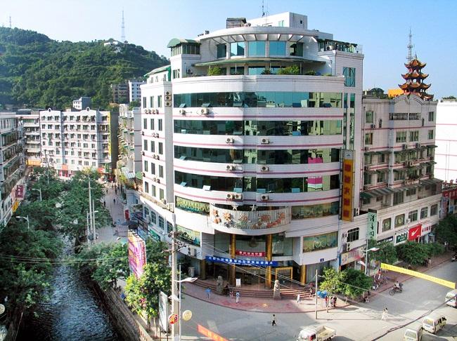 仁寿华凌大酒店