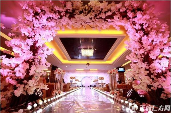 仁寿彩蝶婚庆,给你梦幻的婚礼